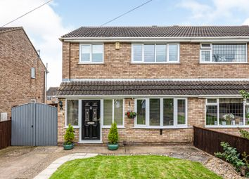 Thumbnail 3 bed semi-detached house for sale in Sanctuary Way, Grimsby