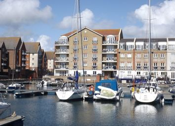 Thumbnail 2 bed flat to rent in The Piazza, Eastbourne
