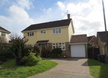 Thumbnail 4 bed detached house to rent in Agincourt Close, St Leonards-On-Sea, East Sussex