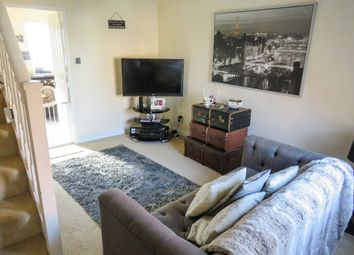 Thumbnail 2 bedroom semi-detached house for sale in Roewood Close, Kirkby-In-Ashfield, Nottingham