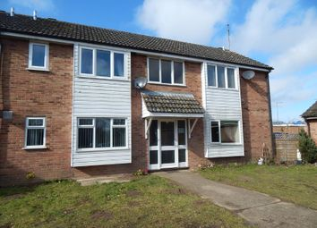 Thumbnail 1 bed flat for sale in 21 Barrett Close, Kings Lynn, Norfolk