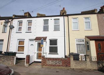 Thumbnail 3 bed terraced house to rent in Carlisle Road, Dartford