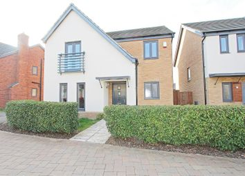 Thumbnail 4 bed property for sale in Saffron Drive, Hampton Vale, Peterborough