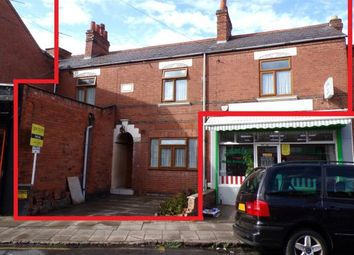 Thumbnail 4 bed terraced house for sale in Wood Hill, North Evington, Leicester, Leicestershire