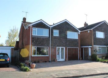 Thumbnail 4 bed detached house for sale in Bellencroft Gardens, Finchfield, Wolverhampton