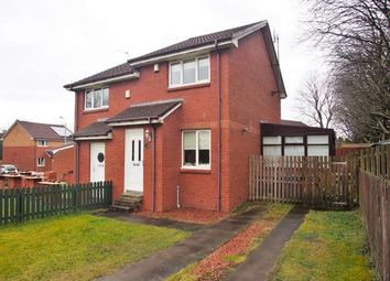 Thumbnail 2 bed semi-detached house to rent in Foresthall Crescent, Springburn, Glasgow