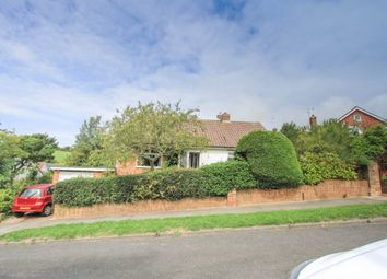 3 bed detached bungalow for sale in Briarcroft Road, Brighton BN2