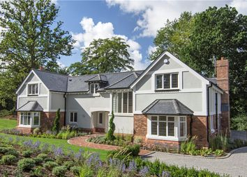 Thumbnail 5 bed detached house for sale in Jubilee Road, Finchampstead, Wokingham