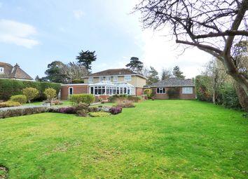 Thumbnail 4 bed detached house for sale in Manor Way, Aldwick Bay Estate, Aldwick, Bognor Regis, West Sussex