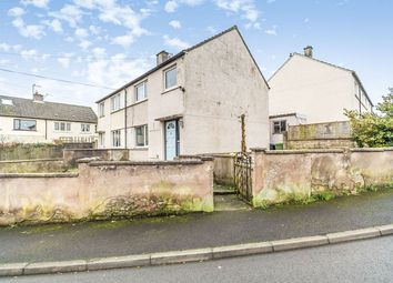 Thumbnail 3 bed semi-detached house for sale in Meadow Road, Wigton, Cumbria