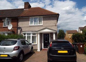 Thumbnail 3 bedroom end terrace house for sale in Hedgemans Road, Dagenham
