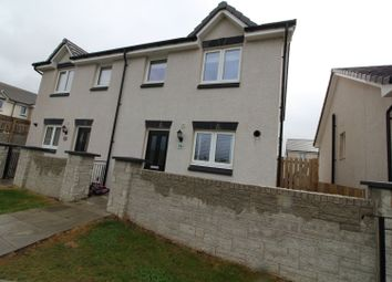Thumbnail 3 bed semi-detached house for sale in Osprey Rise, Inverurie