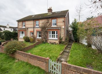 Thumbnail 3 bed terraced house for sale in Dorking Road, Tadworth