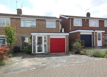 Thumbnail 3 bed semi-detached house for sale in Finucane Drive, Orpington, Kent