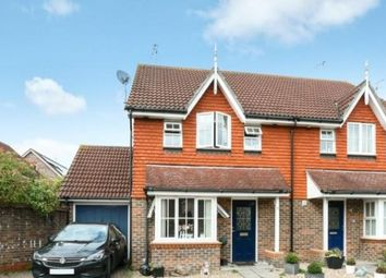 Thumbnail 3 bed property to rent in Jennings Way, Horley