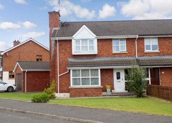 Thumbnail 3 bedroom semi-detached house to rent in Knockdarragh Park, Ballinderry Upper, Lisburn