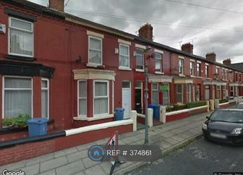 Thumbnail 3 bed terraced house to rent in Ramilies Road, Liverpool