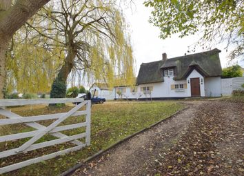 Thumbnail 5 bedroom detached house to rent in Blacksmiths Lane, Abbotsley, St. Neots