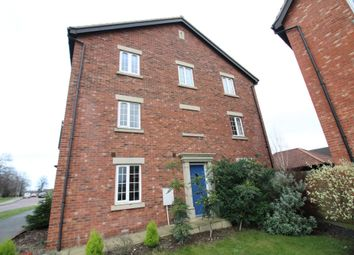 Thumbnail 3 bed town house for sale in Dragonfly Lane, Cringleford, Norwich