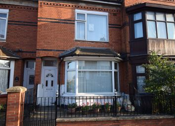Thumbnail 4 bedroom town house for sale in East Park Road, Leicester, Leicestershire