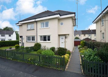 Thumbnail 2 bed semi-detached house for sale in 41 Bencloich Road, Lennoxtown, Glasgow