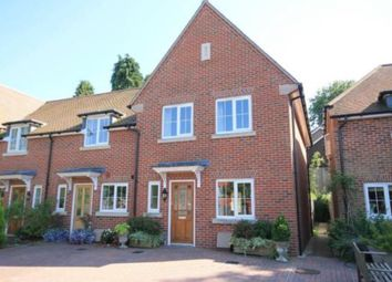 Thumbnail 3 bed terraced house to rent in The Pellows, Kingsclere, Newbury, Hampshire