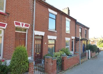 Thumbnail 3 bedroom terraced house for sale in Telegraph Lane East, Norwich