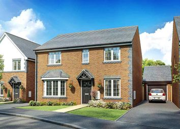 "4 bed detached house for sale in ""The Manford - Plot 3"" at Steatite Way, Stourport-On-Severn DY13"