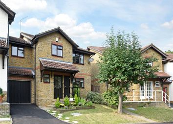 Thumbnail 4 bed detached house for sale in Vale Close, Weybridge, Surrey