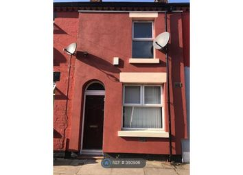 Thumbnail 1 bed terraced house to rent in Holmes Street, Liverpool