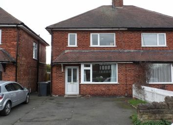 Thumbnail 3 bed property to rent in Peveril Road, Beeston, Nottingham