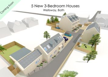 Thumbnail 3 bed detached house for sale in Plot 4, Wellsway, Bath