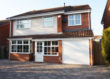 Thumbnail 5 bedroom detached house for sale in Balsall Street East, Balsall Common, Coventry
