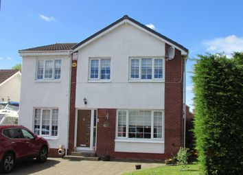 Thumbnail 4 bed detached house for sale in Invergarry Avenue, Thornliebank, Glasgow