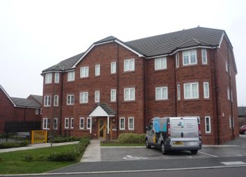 Thumbnail 2 bedroom flat to rent in Sidings Court, Warrington