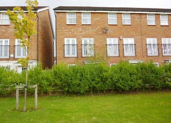 Thumbnail 3 bedroom town house to rent in Trent Bridge Close, Trentham, Stoke-On-Trent