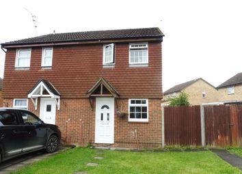 Thumbnail 2 bed property to rent in Busbridge Road, Snodland, Kent