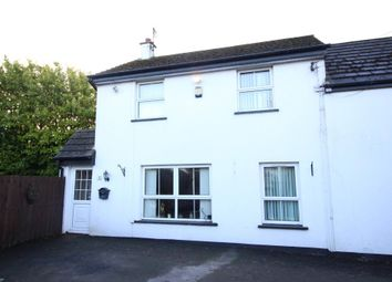 Thumbnail 2 bedroom semi-detached house to rent in Trench Lane, Newtownabbey