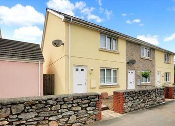 Thumbnail 3 bedroom end terrace house for sale in Market Road, Plymouth, Devon