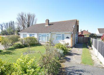 Thumbnail 2 bed semi-detached bungalow for sale in Alan Drive, Little Clacton, Clacton-On-Sea