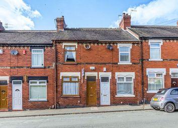 Thumbnail 2 bed terraced house for sale in Tirley Street, Fenton, Stoke-On-Trent