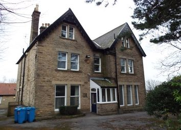 Thumbnail 2 bed flat to rent in Tapton House Road, Sheffield