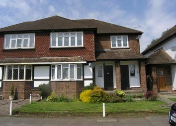 Thumbnail Maisonette for sale in Chigwell, Essex