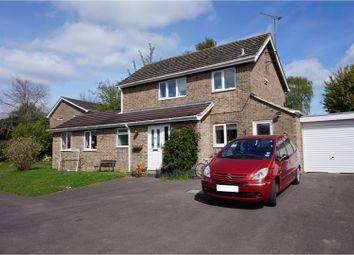 Thumbnail 4 bed detached house for sale in Vale Leaze, Little Somerford