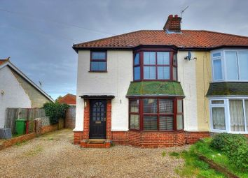 Thumbnail 3 bed semi-detached house for sale in Reepham Road, Norwich