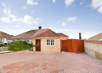 Thumbnail 3 bed semi-detached bungalow for sale in Wear Bay Road, Folkestone