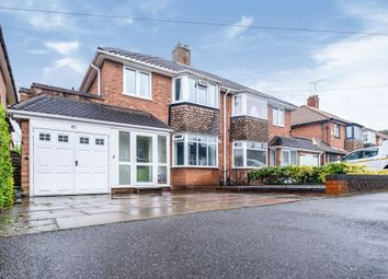 Rowlands Crescent, Solihull B91. 3 bed semi-detached house