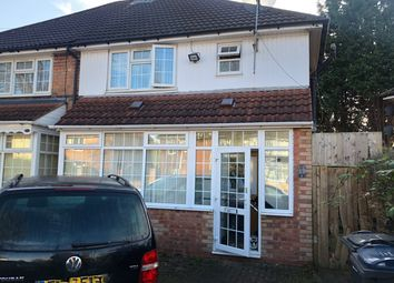 3 bed semi-detached house for sale in Caldwell Road, Bordesley Green, Birmingham B9
