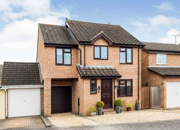 Blenheim Gardens, Grove, Wantage OX12. 4 bed detached house for sale