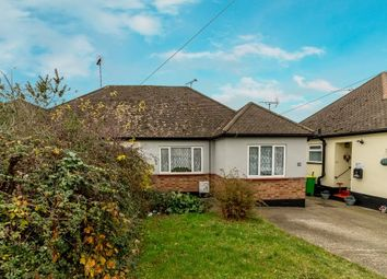 Thumbnail 2 bed bungalow to rent in Hullbridge, Hockley